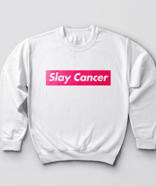 SLAYCANCER-CREW-WHITE-PRODUCT