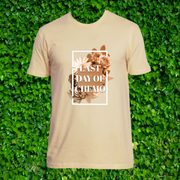 LDC Capsule Collection, 'Last Day of Chemo' tee
